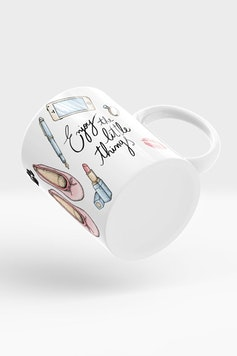 Estampa Caneca Little Things