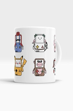 Caneca Pocket Family