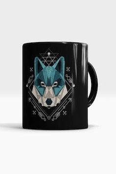 Caneca Wolf