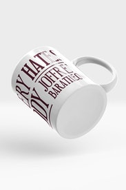 Estampa Caneca Everybody Hates Joffrey