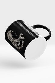 Estampa Caneca Mother of Dragons