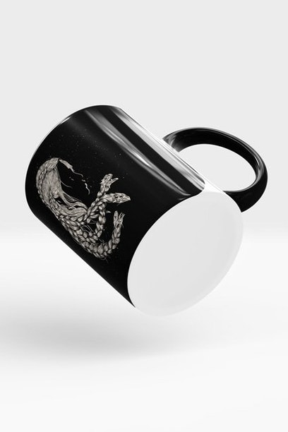 Caneca Mother of Dragons