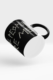 Estampa Caneca Normal People