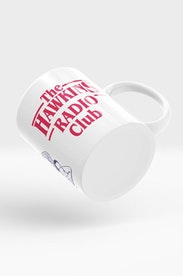 Estampa Caneca The Stranger Club