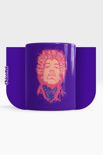 Caneca Music is My Religion