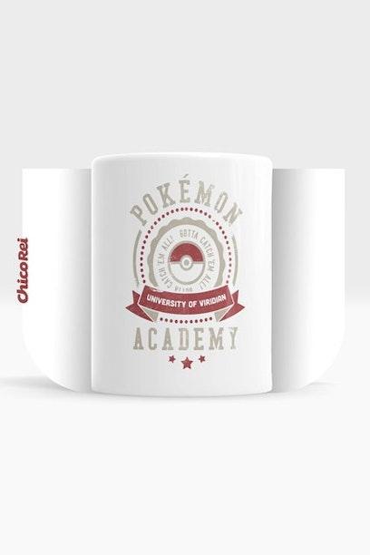 Caneca Pokemon University