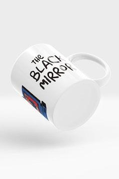 Estampa Caneca The Black Mirror