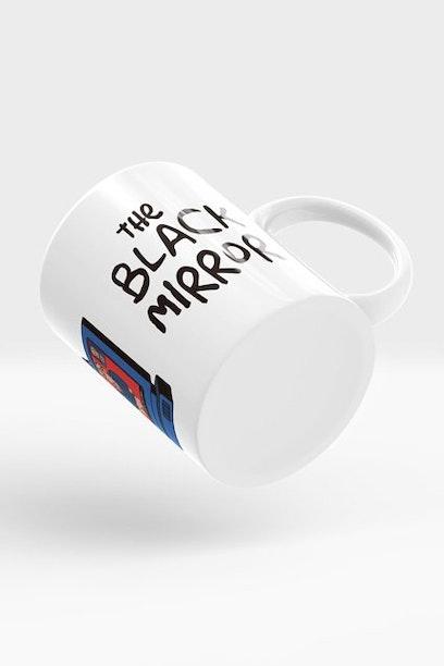 Caneca The Black Mirror