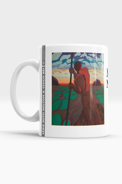 Caneca Journey To Dawn