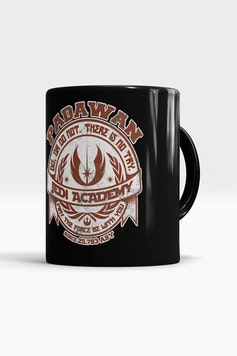 Caneca Jedi Academy