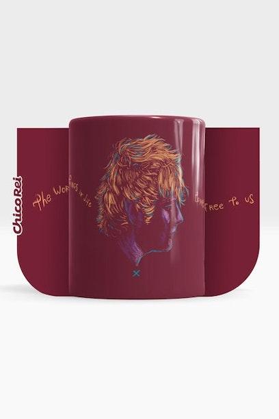 Caneca Ed Sheeran