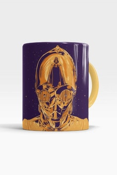 Caneca Droid, I'm Your Father