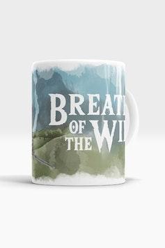 Caneca Breath of the Wild