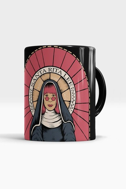 Caneca Santa Rita Lee
