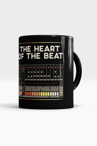 Caneca The Heart Of The Beat