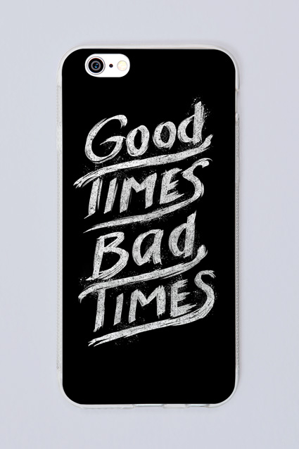 Oferta Capa Good Times Bad Times por R$ 49.9