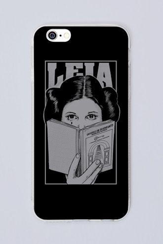Capa Leia
