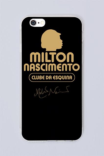 Capa Milton Clube Da Esquina