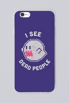 Capa I See Dead People