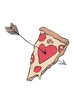 Estampa Capa Pizza Lover