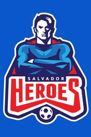 Estampa Capa Heroes