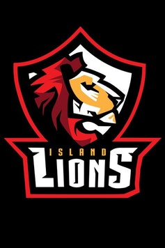Estampa Capa Island Lions