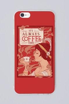 Capa Time to Coffee