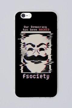 Capa FSociety