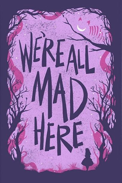 Capa Alice in Wonderland