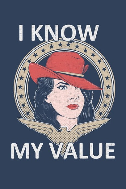 Capa I Know My Value