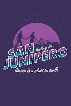 Estampa Capa San Junipero