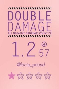 Estampa Capa Double Damage