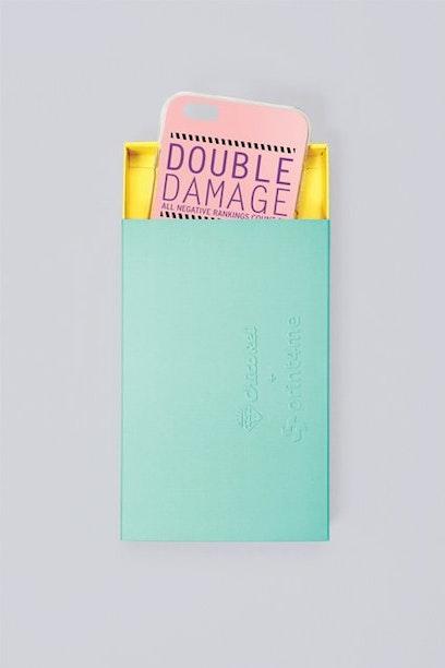 Capa Double Damage