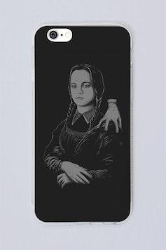 Capa Mona Lisa Addams