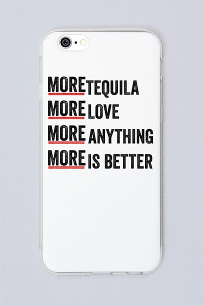 Capa More is Better