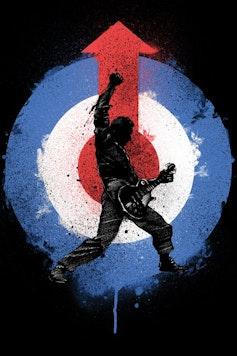 Estampa Capa The Who
