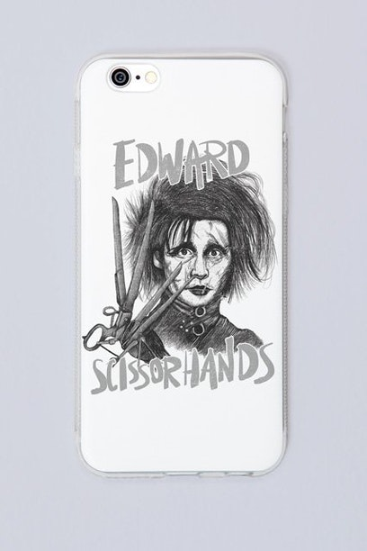 Capa Edward Scissorhands
