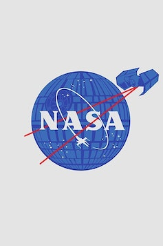 Estampa Capa Nasa