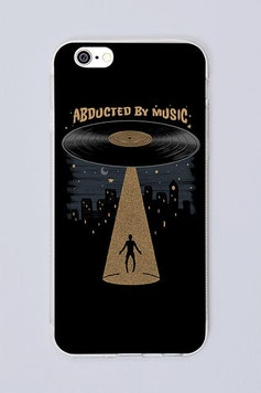 Capa Abducted by Music