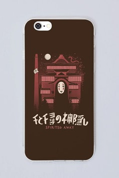 Capa Spirited Away