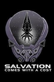 Estampa Capa Mass Effect