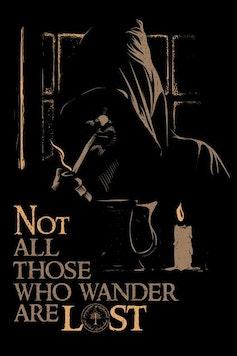 Estampa Capa Aragorn