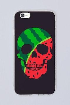 Capa Watermelon Skull