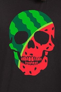 Estampa Capa Watermelon Skull