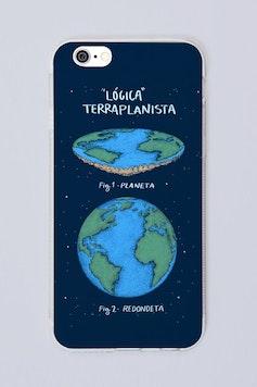 Capa Terra Plana