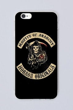 Capa Outlet Misfits Of Anarchy