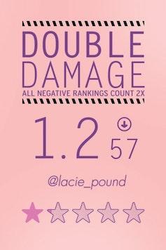 Estampa Capa Outlet Double Damage