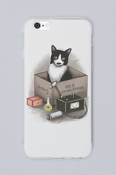 Capa Gato de Schwarzadinger