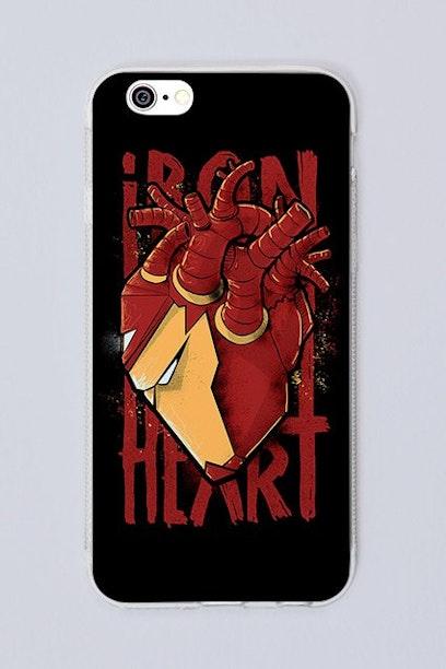 Capa Ironheart