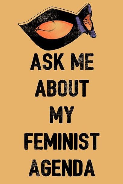 Capa Feminist Agenda